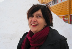 LTU Press Photo Professor Maria Viklander -