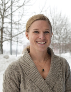 Jenny Nordstrom works as a consultant in energy efficiency at Rejlers Ingenjörer.