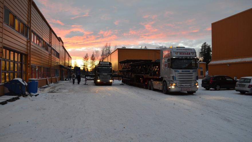 Krigsbro 5 testas på Complab - Luleå tekniska universitet