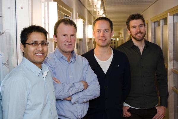 Hyllade forskare drivs av nyfikenhet