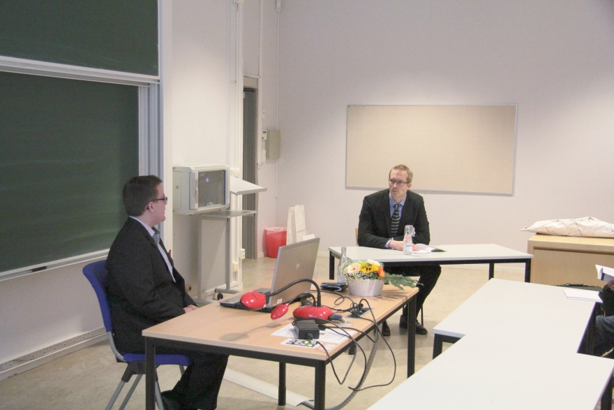 Licentiate thesis in sweden