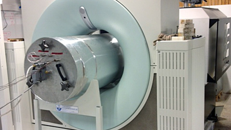 CT scanner with climate control