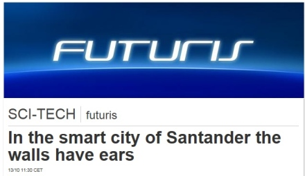 EAR-IT in Euronews