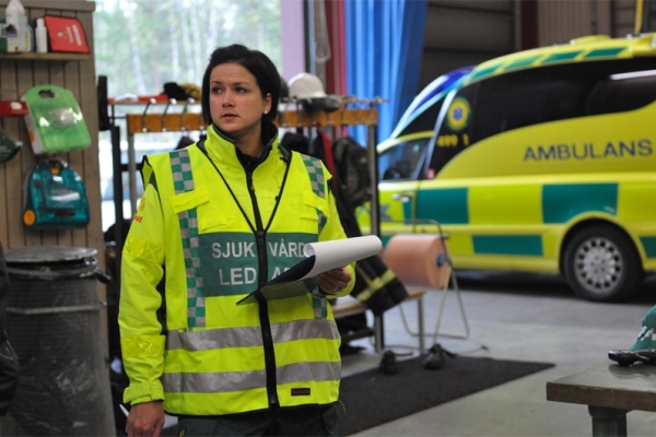 Postgraduate Diploma Programme in Specialist Nursing,  Pre-hospital Emergency Care