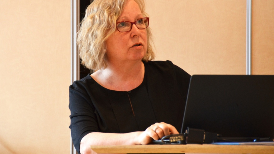 Paula Wennberg, Luleå University of Technology
