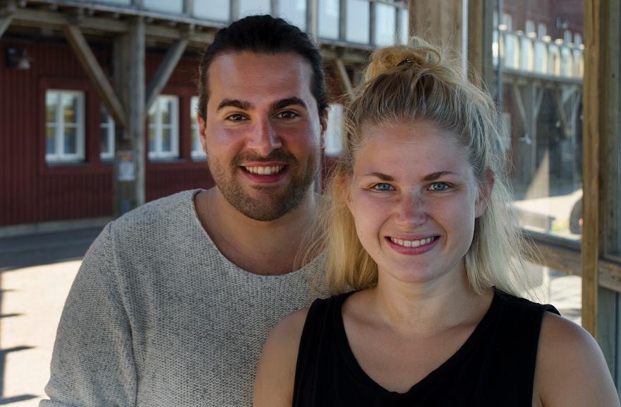 studenter dating online Gary och Charlotte dejtar december 2014