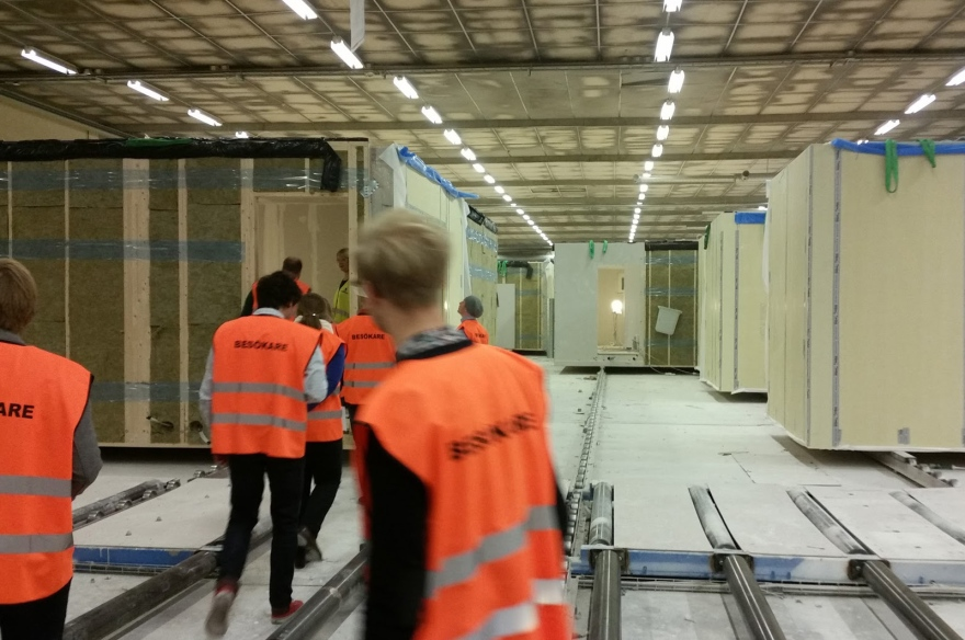 Construction Engineering and Management at Luleå University of Technology
