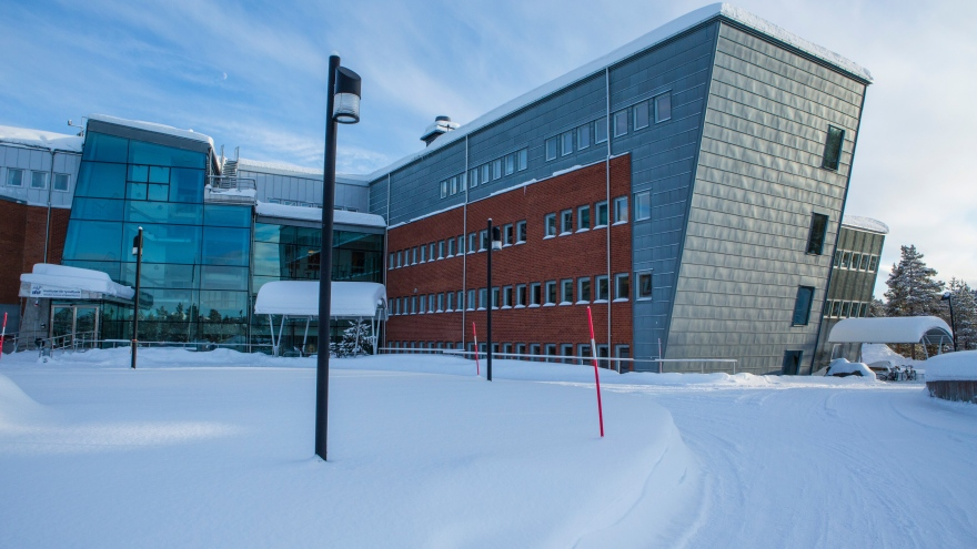 Luleå University of Technology in Kiruna