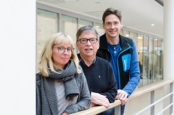 Lena Abrahamsson, Anders Segerstedt, Anders Nilsson