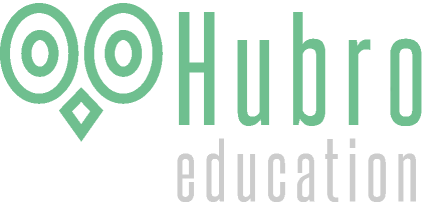 Hubro education logo