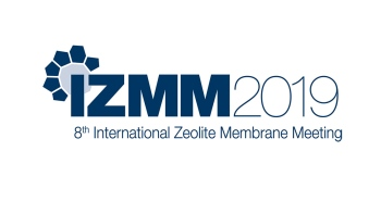 8th International Zeolite Membrane Meeting, IZMM2019 Logo