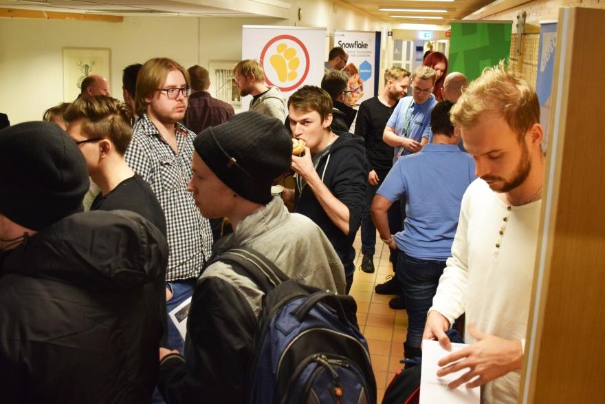 Exjobbsmässa, Luleå tekniska universitet