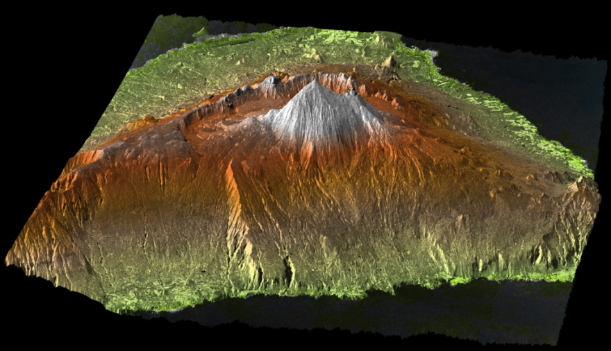 File:TanDEM-X 3D model of Mount Teide on Tenerife Island (PNG).png