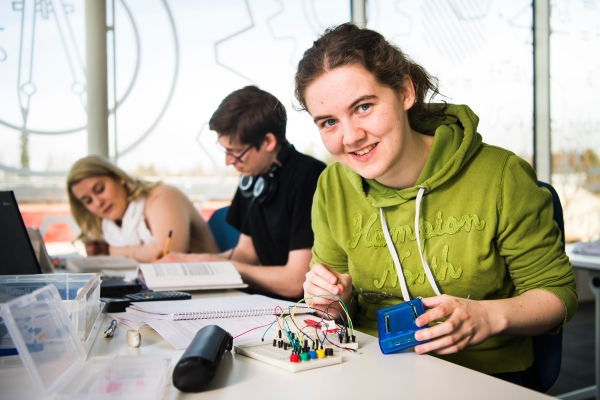 Master Programme in Engineering Physics and Electrical Engineering