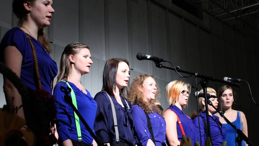 The women's choir Embla