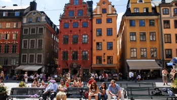 Stortorget, Old Town in Stockholm Photo: Wikimedia Commons