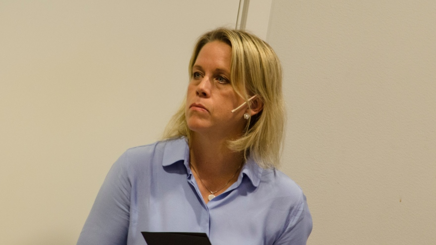 Emma Härdmark, communications manager at Svemin