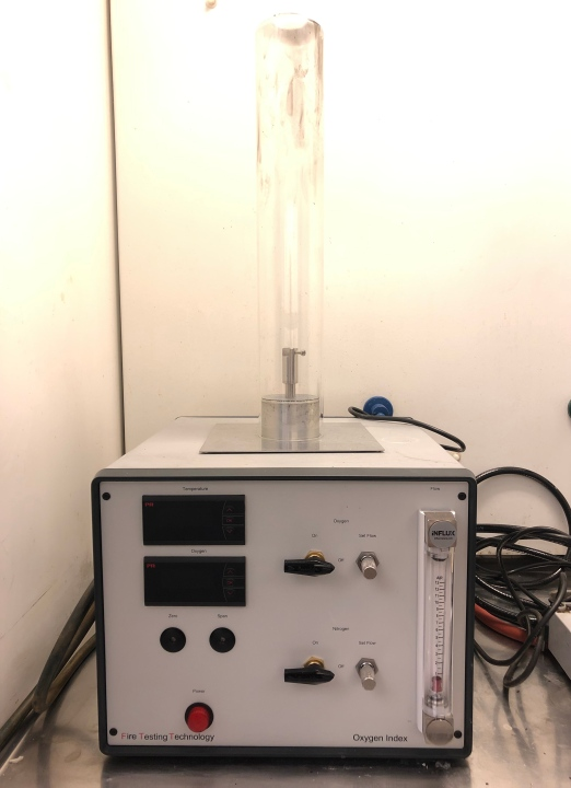 Oxygen Index, Fire Testing Technology
