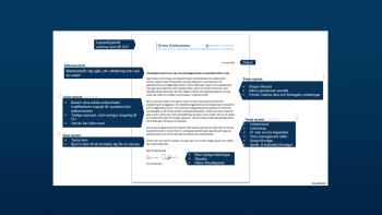 Write a Résumé and Cover Letter - Luleå University of Technology