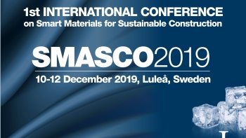 SMASCO19 - 1st International Conference On Smart Materials for Sustainable Construction