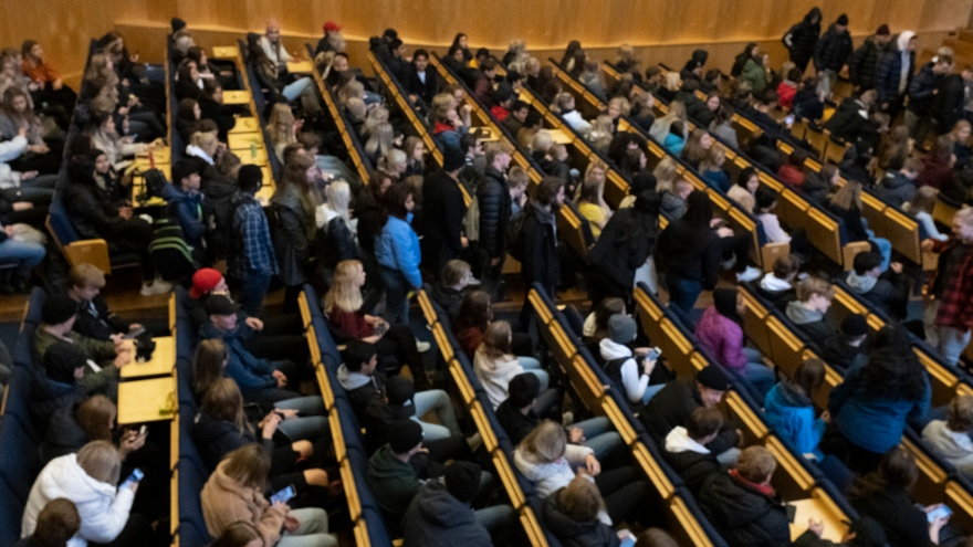 Open House at Luleå University of Technology 2019