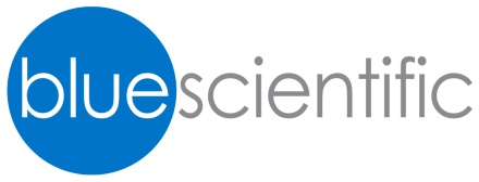 Blue Scientific logo