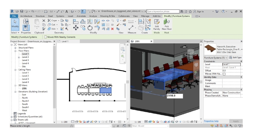 BIM Interface