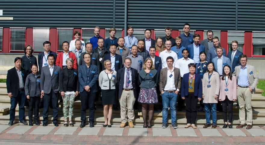 Tribologists from Sweden and China met at SCST-2