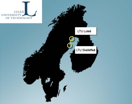 lulea university of technology thesis