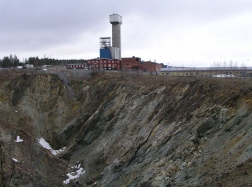 Kristineberg Mine and VMS ore deposit, Sweden