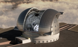 Bild; Extremely Large Telescope, Swinburne Astronomy Productions/ESO