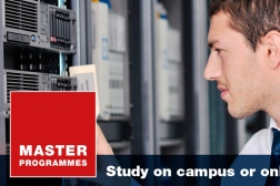 Study Master Programmes - Information Security Fotograf: Luleå tekniska universitet