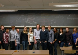 Image: LTU students solution adopted for sharp test