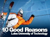 10 good reasons to become a student at LTU