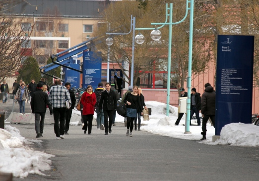 Photo: More students to Luleå University of Technology