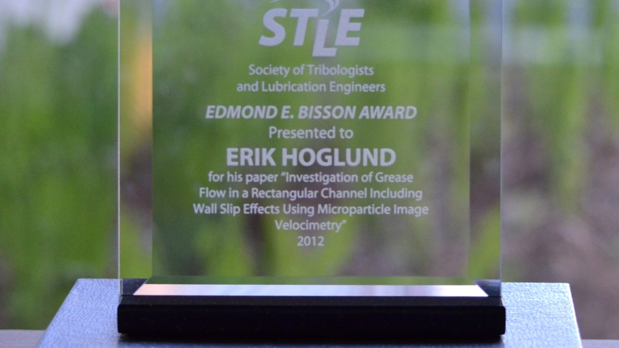 STLE's Edmond E. Bisson Award to LTU