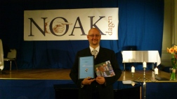 Roine Viklund receives NOAK:s research prize